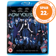 Produktbilde for Now You See Me 2 (UK-import) (BLU-RAY)