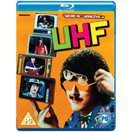 Uhf (UK-import) (BLU-RAY)