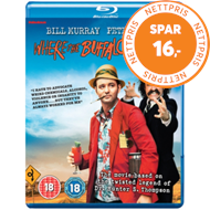 Produktbilde for Where The Buffalo Roam (UK-import) (BLU-RAY)