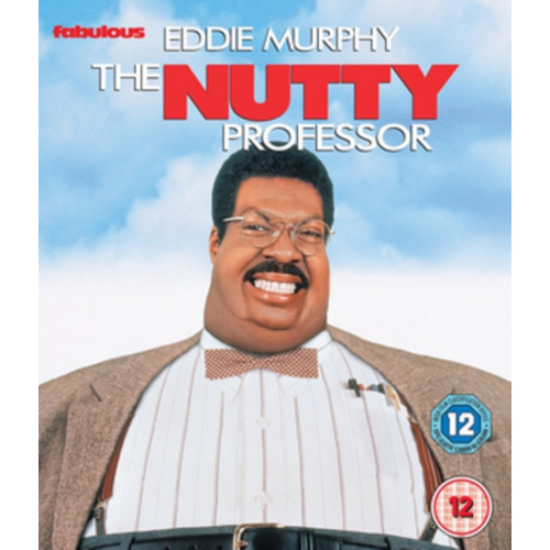 The Nutty Professor (UK-import) (BLU-RAY)