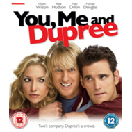 Produktbilde for You, Me And Dupree (UK-import) (BLU-RAY)