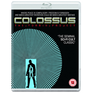 Produktbilde for Colossus - The Forbin Project (UK-import) (BLU-RAY)