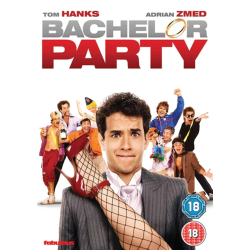 Bachelor Party (UK-import) (BLU-RAY)
