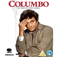 Produktbilde for Columbo: The Complete First Season (UK-import) (BLU-RAY)