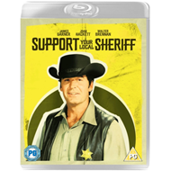 Support Your Local Sheriff (UK-import) (BLU-RAY)