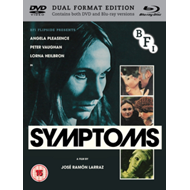 Produktbilde for Symptoms (UK-import) (BLU-RAY)