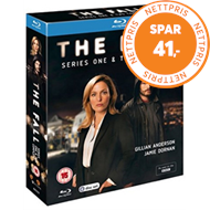 The Fall: Series 1 And 2 (UK-import) (BLU-RAY)