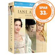 Produktbilde for Jane Austen Collection (UK-import) (BLU-RAY)