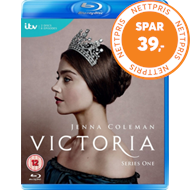 Victoria - Sesong 1 (UK-import) (BLU-RAY)