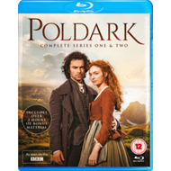 Poldark: Complete Series 1 And 2 (UK-import) (BLU-RAY)