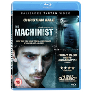 Produktbilde for The Machinist (UK-import) (BLU-RAY)