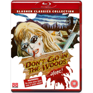 Don't Go In The Woods Alone (UK-import) (BLU-RAY)
