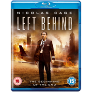 Left Behind (UK-import) (BLU-RAY)