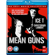 Produktbilde for Mean Guns (UK-import) (BLU-RAY)