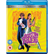 Produktbilde for Austin Powers: International Man Of Mystery (UK-import) (BLU-RAY)