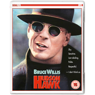 Hudson Hawk (UK-import) (BLU-RAY)