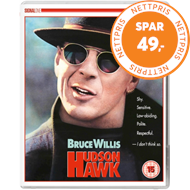 Produktbilde for Hudson Hawk (UK-import) (BLU-RAY)