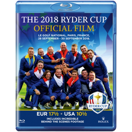 2018 Ryder Cup Official Film (UK-import) (BLU-RAY)