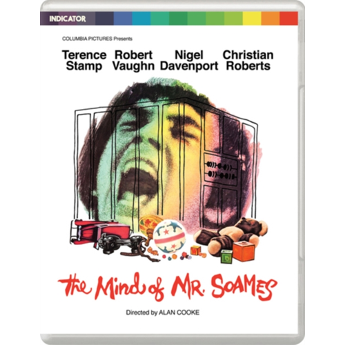The Mind Of Mr Soames (UK-import) (BLU-RAY)