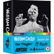 Produktbilde for William Castle At Columbia: Volume 1 (UK-import) (BLU-RAY)