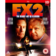 Produktbilde for F/X 2 - The Deadly Art Of Illusion (UK-import) (BLU-RAY)