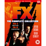 Produktbilde for F/X - The Complete Illusion (UK-import) (BLU-RAY)
