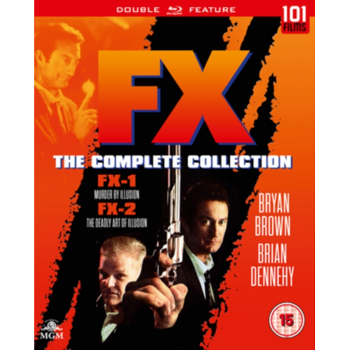 F/X - The Complete Illusion (UK-import) (BLU-RAY)