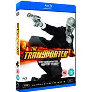 Transporter (UK-import) (BLU-RAY)