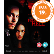 Produktbilde for From Hell (UK-import) (BLU-RAY)