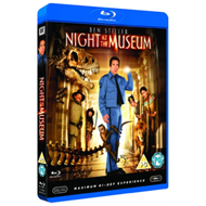 Night At The Museum (UK-import) (BLU-RAY)