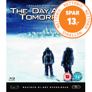 The Day After Tomorrow (UK-import) (BLU-RAY)
