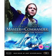 Produktbilde for Master And Commander - The Far Side Of The World (UK-import) (BLU-RAY)