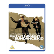 Butch Cassidy And The Sundance Kid (UK-import) (BLU-RAY)