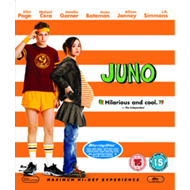 Produktbilde for Juno (UK-import) (BLU-RAY)