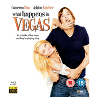 What Happens In Vegas: Jackpot Edition (UK-import) (BLU-RAY)