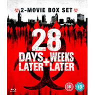 28 Days Later/28 Weeks Later (UK-import) (BLU-RAY)