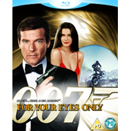 For Your Eyes Only (UK-import) (BLU-RAY)