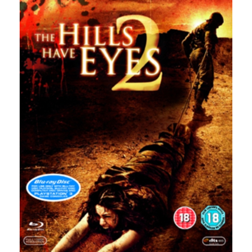 Hills Have Eyes 2 (UK-import) (BLU-RAY)