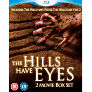 Produktbilde for The Hills Have Eyes/The Hills Have Eyes 2 (UK-import) (BLU-RAY)