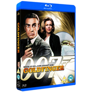 Goldfinger (UK-import) (BLU-RAY)