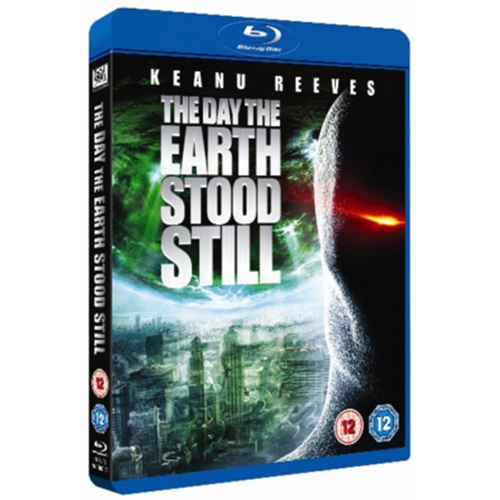 The Day The Earth Stood Still (UK-import) (BLU-RAY)