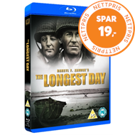 Produktbilde for The Longest Day (UK-import) (BLU-RAY)