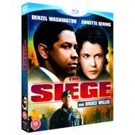 Siege (UK-import) (BLU-RAY)