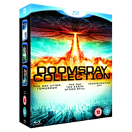 Day The Earth Stood Still/Day After Tomorrow/Independence Day (UK-import) (BLU-RAY)