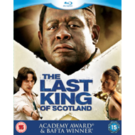 Produktbilde for The Last King Of Scotland (UK-import) (BLU-RAY)
