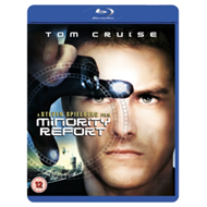 Produktbilde for Minority Report (UK-import) (BLU-RAY)