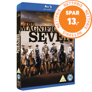 The Magnificent Seven (UK-import) (BLU-RAY)