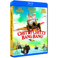 Chitty Chitty Bang Bang (UK-import) (BLU-RAY)