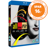 Produktbilde for All About Eve (UK-import) (BLU-RAY)