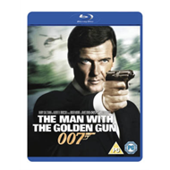 Produktbilde for The Man With The Golden Gun (UK-import) (BLU-RAY)